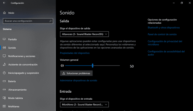 Windows 10 KB4515384 está causando problemas de audio en algunas PC