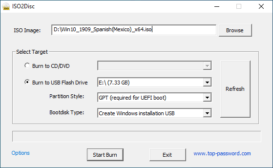 ISO2Disc