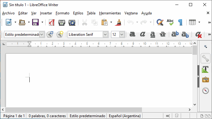 LibreOfficeWrite