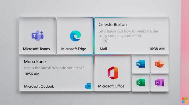 Microsoft muestra un nuevo y sorprendente menú de inicio de Windows 10