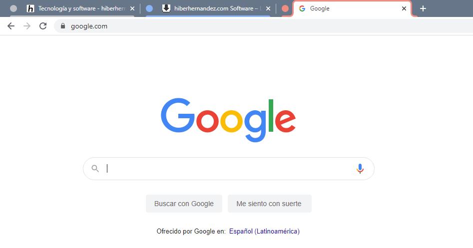 Los grupos de pestañas de Chrome ahora están disponibles para todos