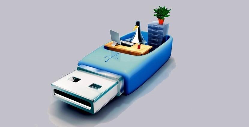 Como crear una USB booteable de Linux desde Linux Mint