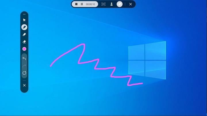 Samsung está trabajando en una aplicación de grabación de pantalla para Windows 10