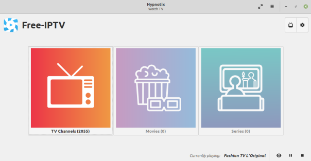 Hypnotix: vea TV en vivo a través del reproductor de IPTV desarrollado por Linux Mint