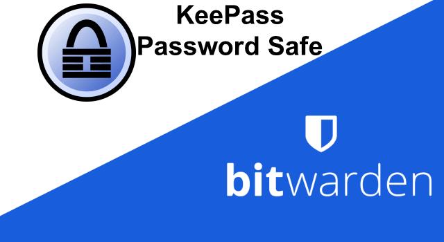 Cómo pasar tus contraseñas de KeePass a Bitwarden
