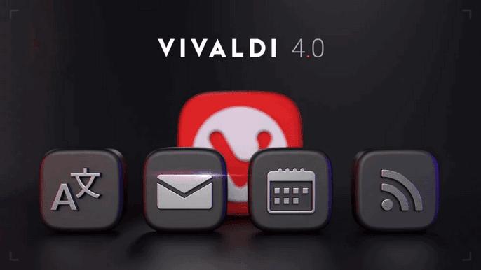 Vivaldi 4.0 con traducción integrada: lector de correo, feeds y calendario disponibles como beta